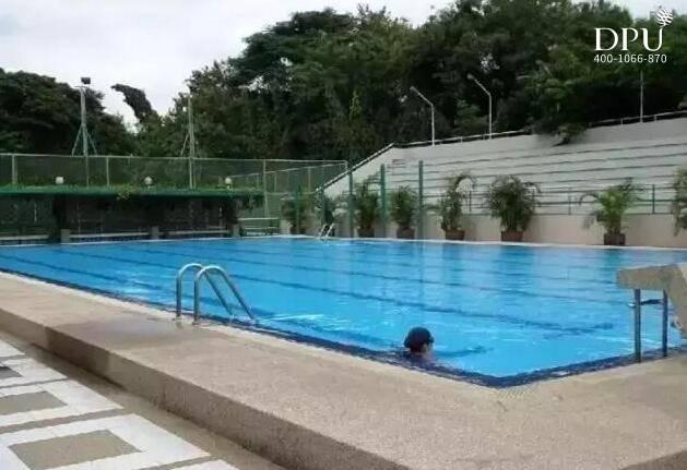 博仁大学泳池