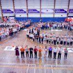 """庆祝中华人民共和国成立70周年,""""博大""""八极拳体验日"""