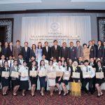 """恭喜CIBA学生获得""""Yanyong Warakorn Worawut""""全额奖学金"""