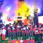 博仁大学DPU学生在2019年东南亚运动会上分别获得金牌和银牌