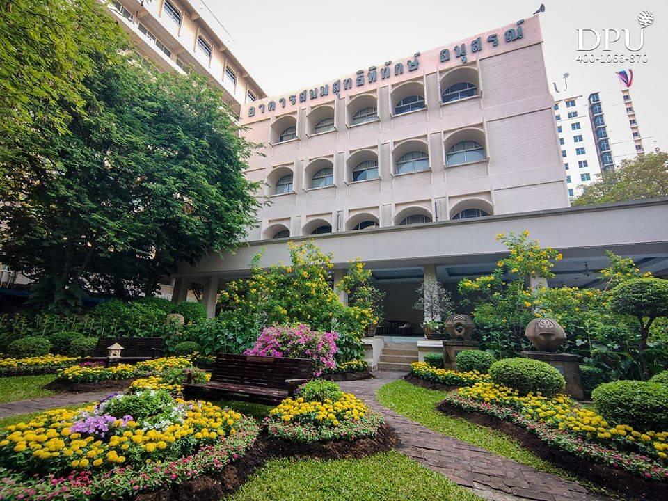 博仁大学校园环境