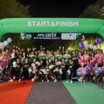 """博仁大学成功举办迷你马拉松""""DPU Green Mini Marathon 2020"""""""