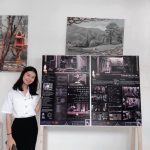 博仁大学柬埔寨留学生的优秀室内设计作品欣赏