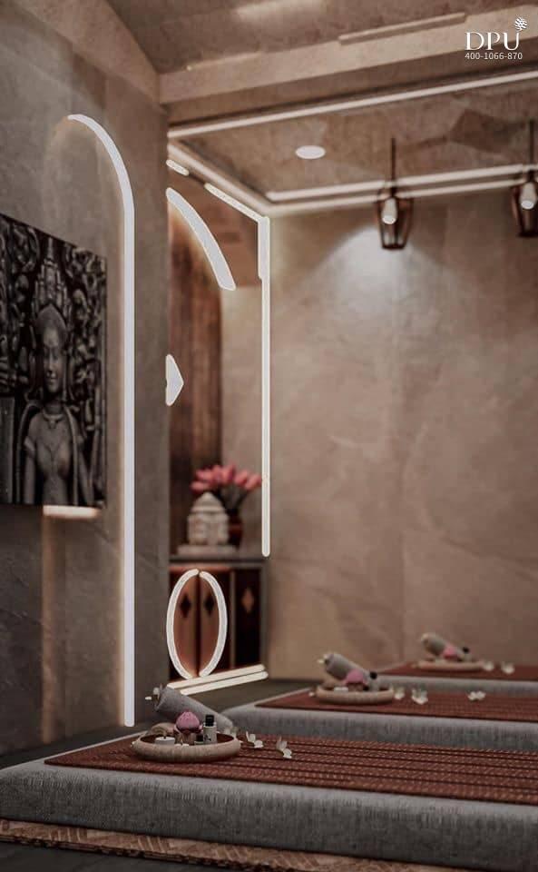 博仁大学柬埔寨留学生的室内设计作品5