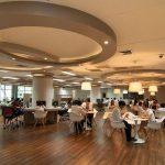 博仁大学图书馆-电影栀子花开取景地,泰最美图书馆之一