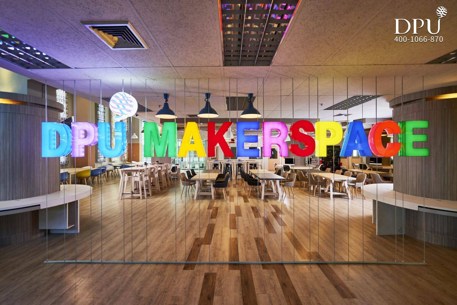 博仁大学 Maker Space