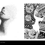 博仁大学学生作品(Principle of Composition and Design课程)