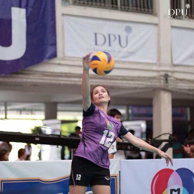 泰国博仁大学体育馆