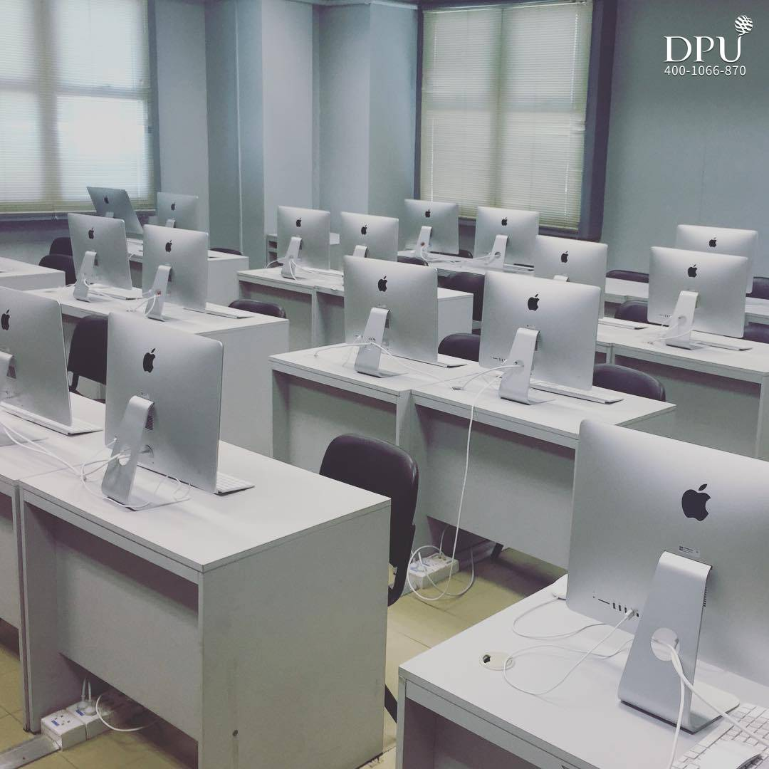 泰国博仁大学优秀的硬件设施