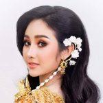 博仁大学大三学生参加Miss Grand Thailand国际选美大赛