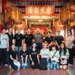 博仁大学旅游管理专业学生游览曼谷唐人街体验中国文化