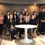 泰国博仁大学CIBA学院在线开学典礼-广西民族大学