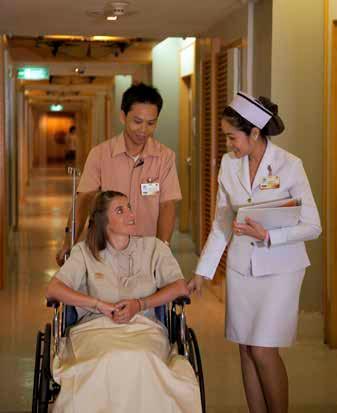 泰国拥有世界级医疗服务