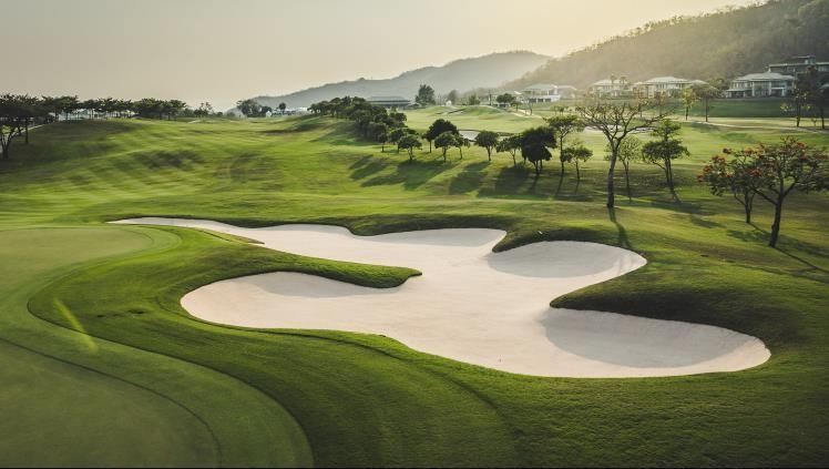 在大自然中挥杆——高尔夫
