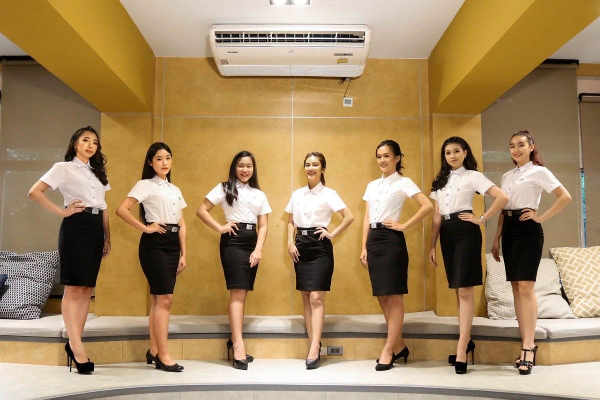 泰国博仁大学CIBA学院新星评比比赛