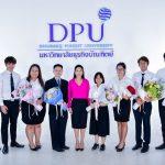 祝贺泰国博仁大学师生获得泰国高教委六项奖项