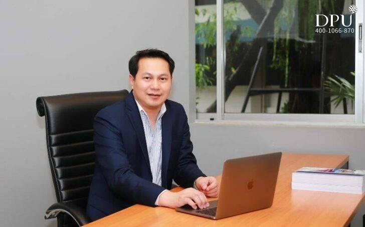 泰国博仁大学CIBA院长Siridach Kumsuprom博士
