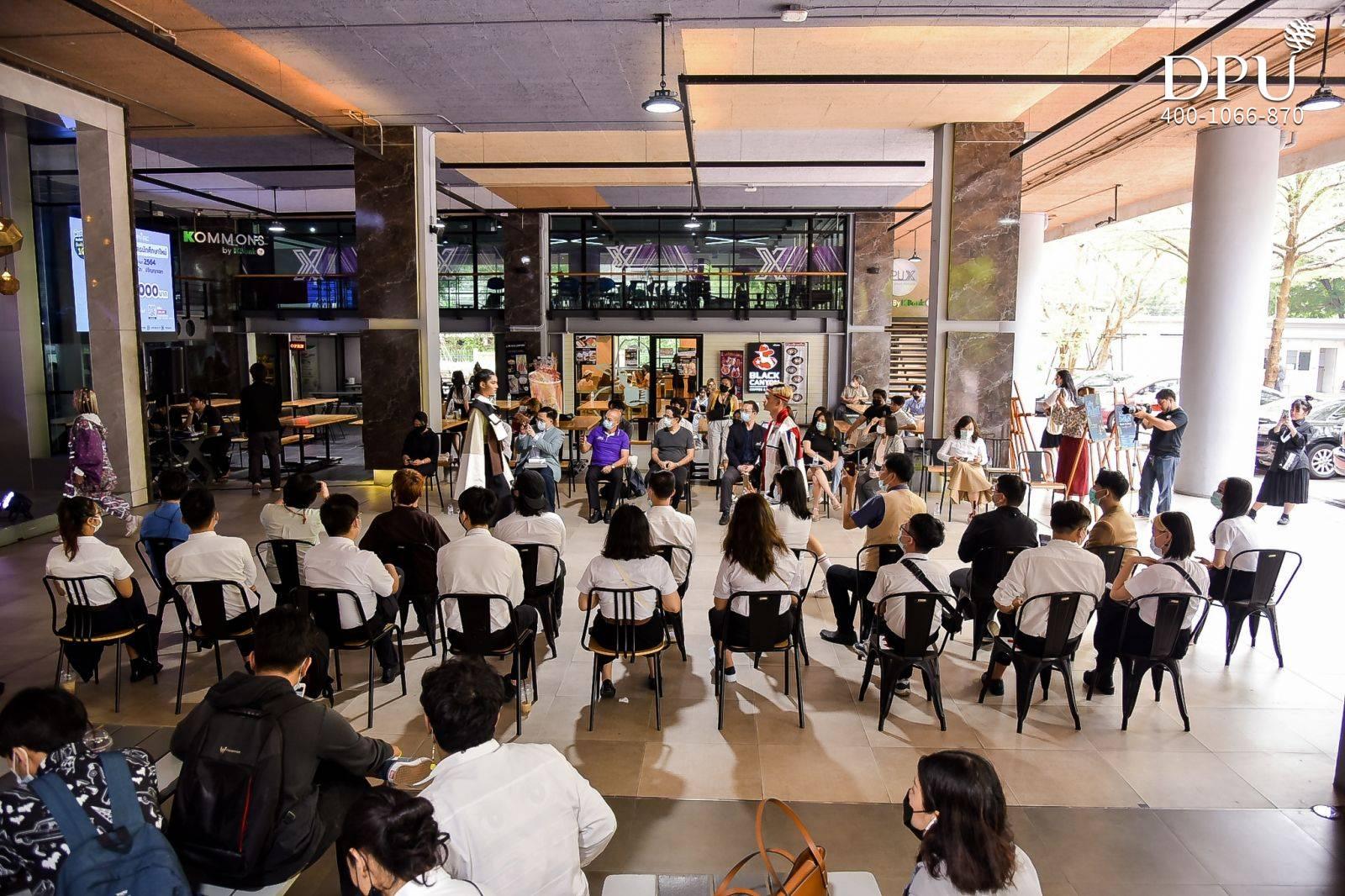 DPU举办Silpakam艺术与设计周庆典