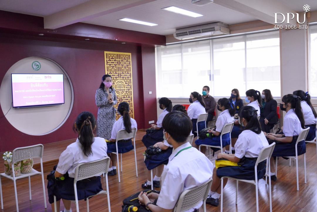 博仁大学中文系携手海上丝路孔子学院举办中文开放日活动 图1