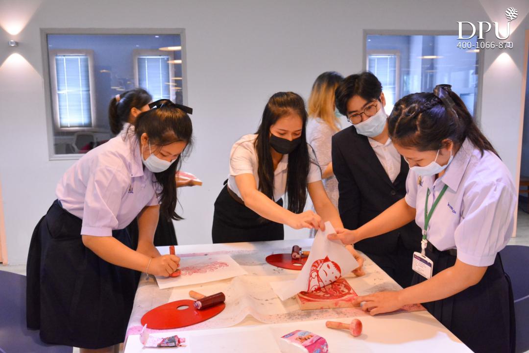 博仁大学中文系携手海上丝路孔子学院举办中文开放日活动 图6