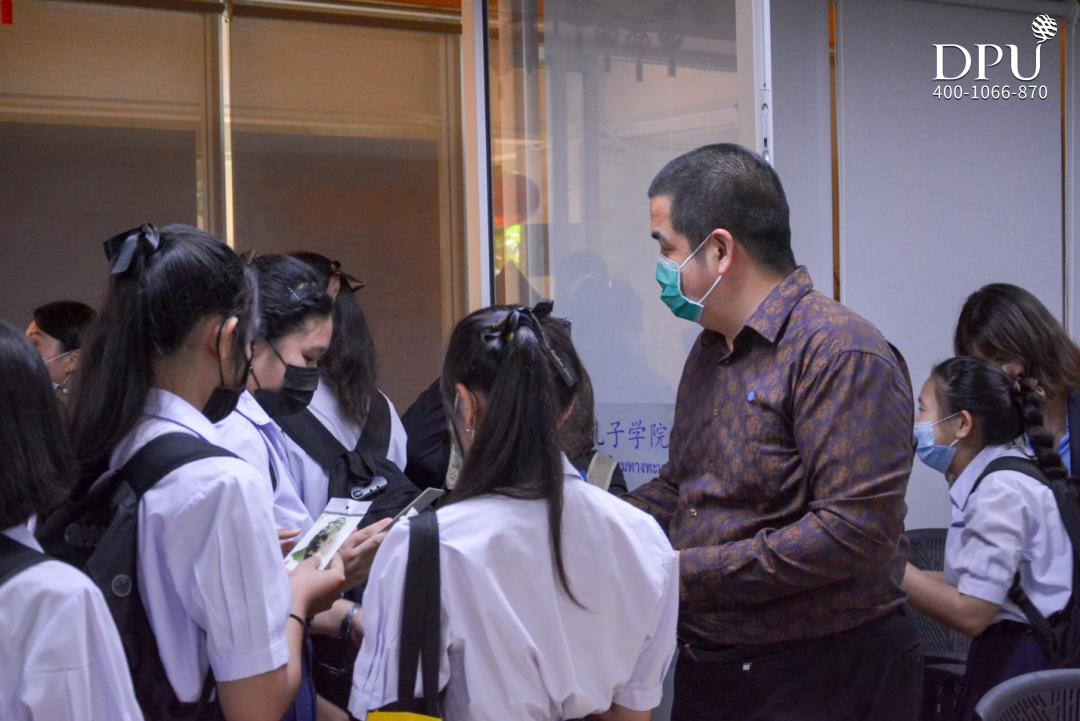 博仁大学中文系携手海上丝路孔子学院举办中文开放日活动 图2