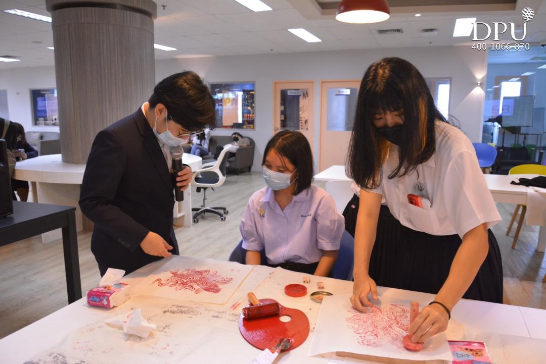 博仁大学中文系携手海上丝路孔子学院举办中文开放日活动 图7