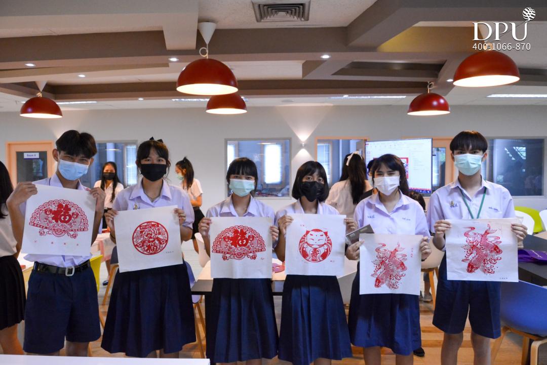 博仁大学中文系携手海上丝路孔子学院举办中文开放日活动 图8