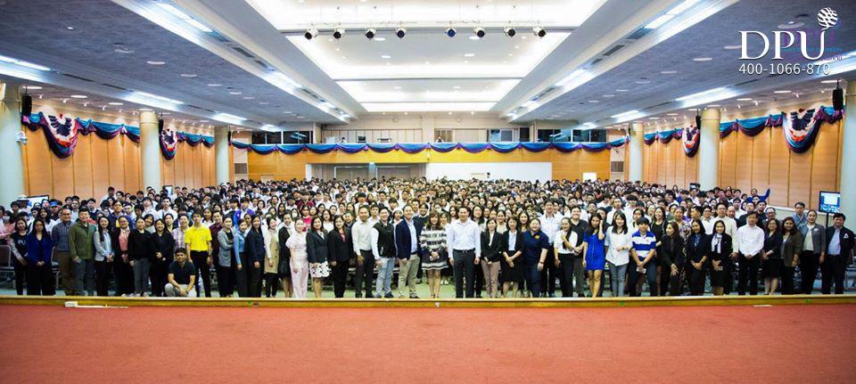2019学年第2学期DPU全校 CAPSTONE开场大会