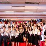 博仁大学授予学生会的优秀成员荣誉证书