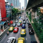 从博仁打车到机场需要多少铢呢?