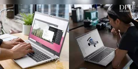博仁大学为教师配备高端笔记本