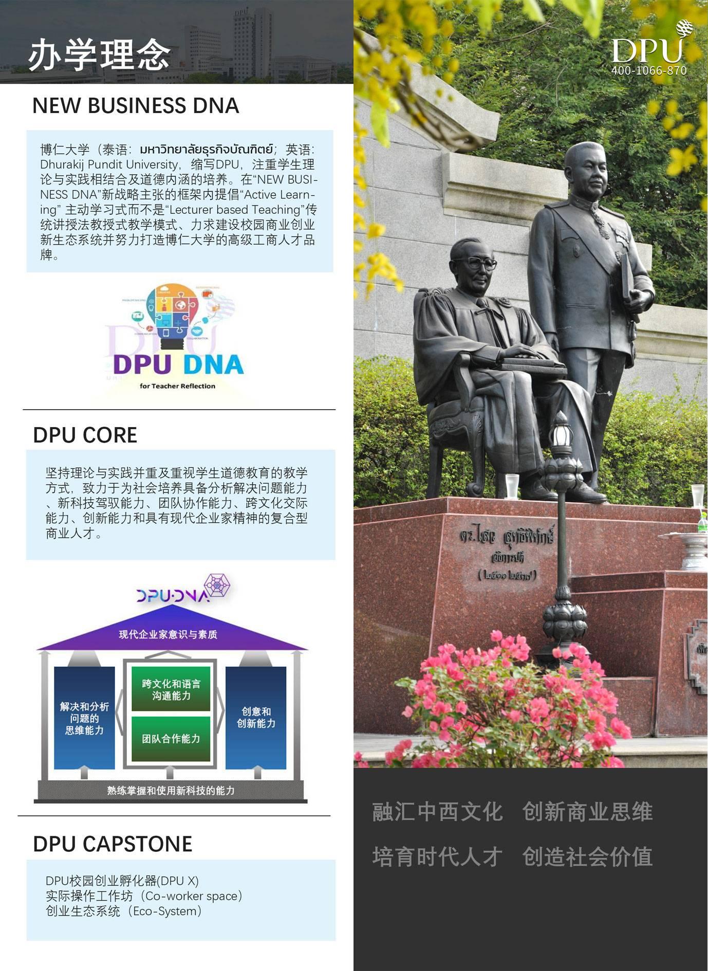 泰国博仁大学2022年招生简章8-4